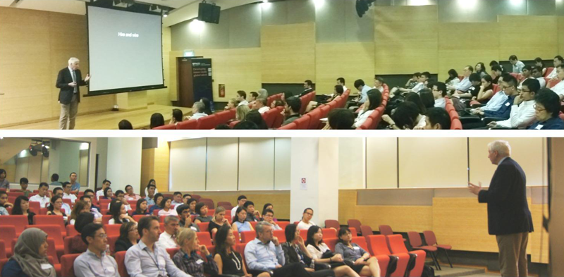 DM Networking Presentation And The National University Of Singapore