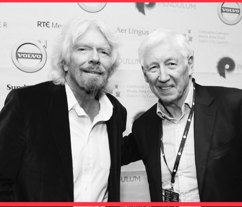 Pendulum Summit With Sir Richard Branson
